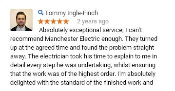 Electrician review